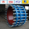 Cast iron double flanged carbon steel expansion joint