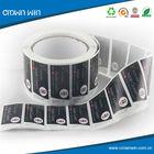 Adhesive Paper Label USB Flash Drive Label