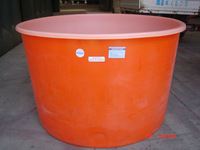 Environmental rotomolding plastic fish breeding tank