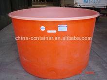 Environmental rotomolding plastic fish breeding tank