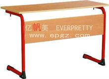 Most popular teacher office desk,wood reading table,school training table for teacher