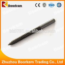 Zhuzhou Boorken high quality GB/T9217-2016 hole deburring tools deburring brushes for rotary deburring machine