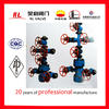 Wellhead and Christmas Tree For Oil Drilling