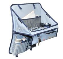 Multi-function hanging back Seat Organizer,car organizer seat pocket,car seat organizer (PK-11182)
