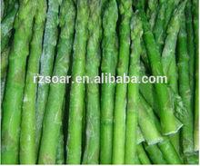 frozen vegetables -deep frozen green asparagus