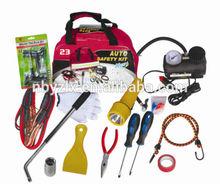 Wholesale car emergency tool kit,roadside emergency survival kit