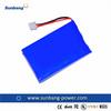 Alibaba shenzhen manufacturer rechargeable li-polymer battery 3.7v 1000mah