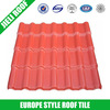 Resin fiberglass spanish roofing tiles