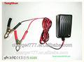 Venta caliente 12v batería 1a li-ion / cargador de baterías de plomo ácido