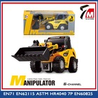 2015 new toys rc truck 6 channels construction car rc bulldozer