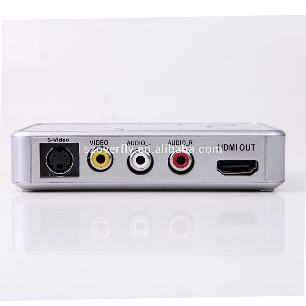 Box Hdmi to Rca Hdmi Converter Switch Box