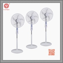 Supply & export Malaysia,Mexico,India stand fan with 74*25mm RPM 1350 remote stand fan high speed pure copper motor pedestal fan