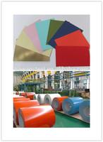 0.5mm PPGI zinc coated galvanized steel sheet