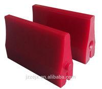 polyurethane rubber casting customize polyurethane products