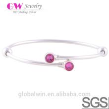 Wholesale S925 Sterling Silver Jewelry Bangles Bracelets