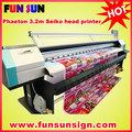 Schlüsseldirektanlernungsfunktion ud-3206p seiko al aire libre de la cabeza de la impresora 3.2m( spt510/35pl, de alta calidad)