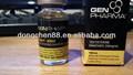 diseño libre producir 10ml holográfica sterials vial de etiquetas y cajas