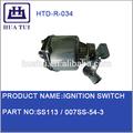 007ss-54-3 ss113 dieselmotor zündschalter
