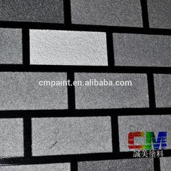 waterborne interior building coating stone finish paint -imitation natural stone coating