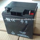 12V28AH sealed lead acid battery