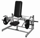 hammer strength equipment/Seated/Standing Shrug/exercise machine