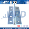 TK5A guide rail fishplate,schindler elevator parts
