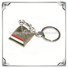 cute 3d keychain metal