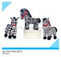 custom atacado animal de pelúcia brinquedo do cavalo de pelúcia