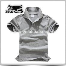 Summer blank race polo shirt china manufacturer