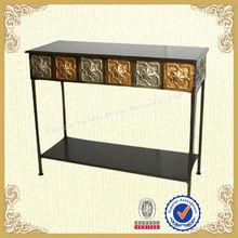 Metal table furniture