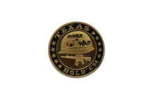 Texas Hold'em POKER 1S WAR Token Coin Manufacturer Supply Custom Poker Chip Hot Sale