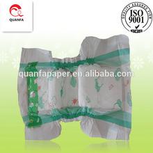soft sleepy baby diapers manufacturer fujian factory, diaper machine