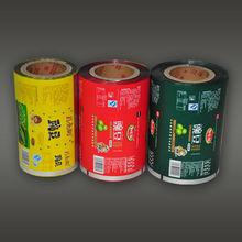 Food packaging Film 3 layer PET/BOPP/PA/PE Printing Metallized Laminated Film
