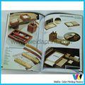 Impreso folletos de la demanda, impreso chino barato de impresión del catálogo