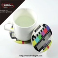 New high quality Drink water absorbing coasters