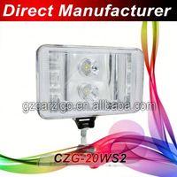 144w led work light bar with truck led truck light bar light guide head lamp