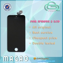 Replacement for iphone 5 lcd touch screen, for iphone 5 lcd touch screen digitizer factory price
