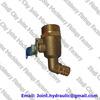 BSP Male Brass Bal Valve Water Faucet Of Plumbing Fitting