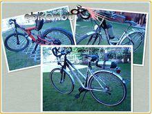 24v 250w metà azionamento del motore e moto kit, bicicletta elettrica kit di conversione 24v