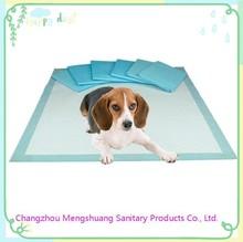 Factory best sales urine absorbent pet pads