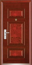 decorative strong suitable latest style stainless steel security doors for residence