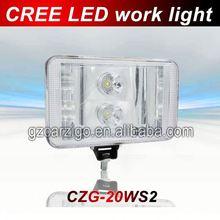 truck 20w led work light led wireless motorcycle helmet brake light kit