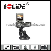 "wide view angle 2.0"" HD 1080P mini car dvr speed detector full hd dual camera car vedio recorder"