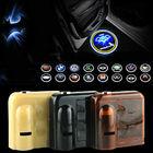 CIGO hot sell 10 generation ghost shadow led car door logo laser projector light