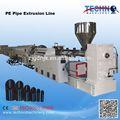 máquina de extrusión de polietileno de alta densidad para la tubería de riego por goteo