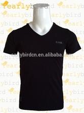2015 Men's tshirt manufacturers tshirt 100% cotton Men's tshirt
