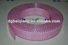 2014 waterpoof fashion jacquard elastic webbing