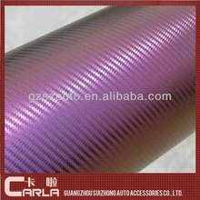 "Factory outlets purple chameleon 56""x100' 3d chameleon 3d carbon"