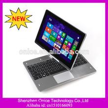 2 in 1 Windows 8.1 Quad-core 2GB ram 32GB rom 8 inch 800*1280 IPS Screen tablet pc with multi-language