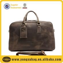 2014 latest fashion hot sale styles men laptop shoulder handbag/men duffle handbags